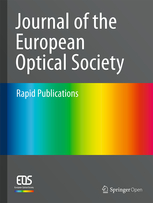 Journal of the European Optical Society-Rapid Publications template (Springer)