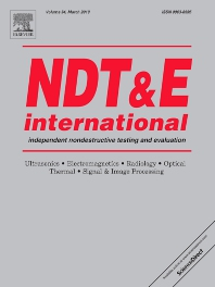 NDT & E International template (Elsevier)