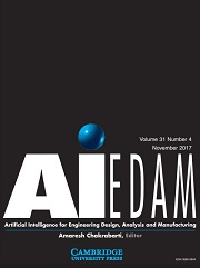 AI EDAM template (Cambridge University Press)
