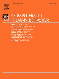 Computers in Human Behavior template (Elsevier)