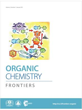 Organic Chemistry Frontiers template (Royal Society of Chemistry)