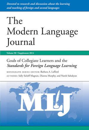 The Modern Language Journal template (Wiley)