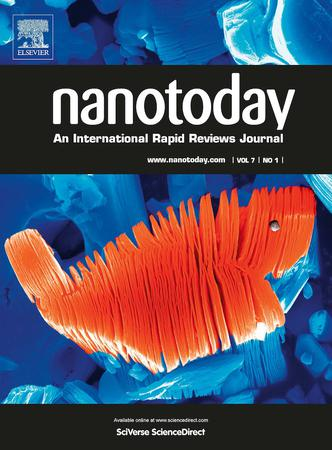 Nano Today template (Elsevier)