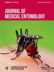 Journal of Medical Entomology template (Oxford University Press)