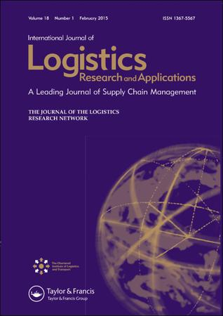 International Journal of Logistics Research and Applications template (Taylor and Francis)