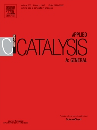 Applied Catalysis A: General template (Elsevier)