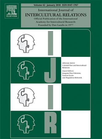 International Journal of Intercultural Relations template (Elsevier)