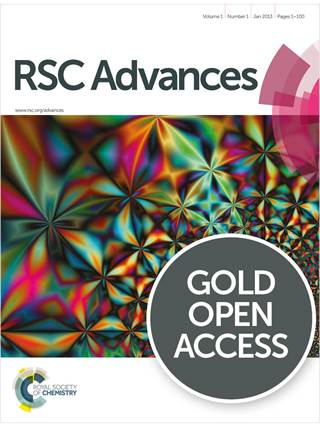 RSC Advances template (Royal Society of Chemistry)
