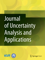 Journal of Uncertainty Analysis and Applications template (Springer)