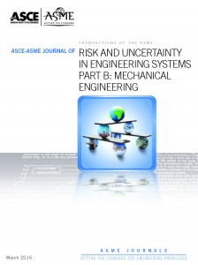 ASCE-ASME Journal of Risk and Uncertainty in Engineering Systems, Part B: Mechanical Engineering template ( Part B: Mechanical Engineering)