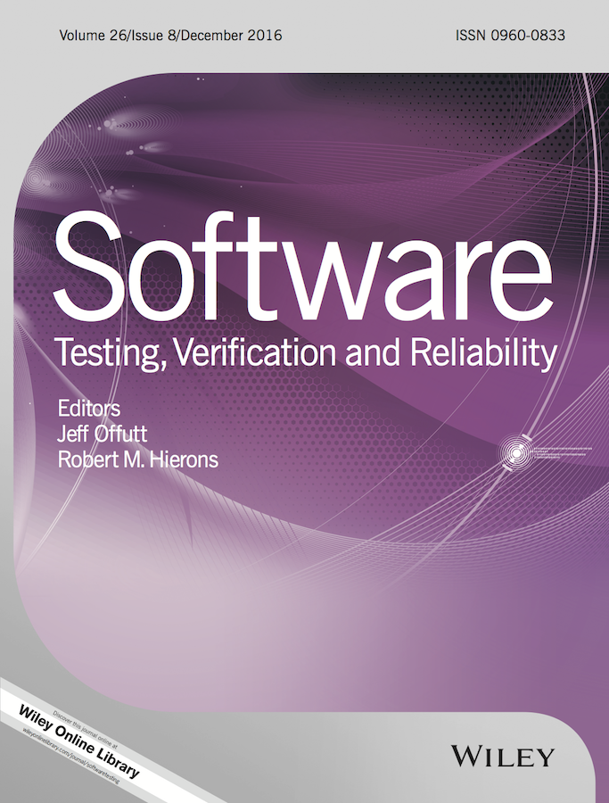 Software Testing, Verification and Reliability template ( Verification and Reliability)