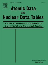 Atomic Data and Nuclear Data Tables template (Elsevier)