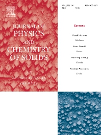 Journal of Physics and Chemistry of Solids template (Elsevier)