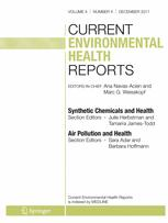 Current Environmental Health Reports template (Springer)