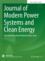 Journal of Modern Power Systems and Clean Energy template (Springer)