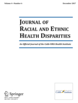 Journal of Racial and Ethnic Health Disparities template (Springer)
