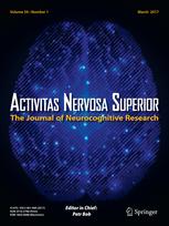 Activitas Nervosa Superior template (Springer)