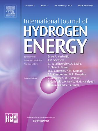International Journal of Hydrogen Energy template (Elsevier)