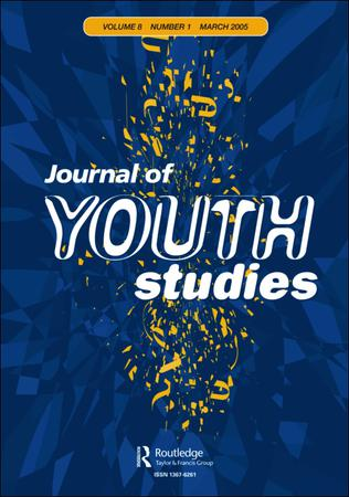 Journal of Youth Studies template (Taylor and Francis)