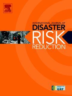 International Journal of Disaster Risk Reduction template (Elsevier)