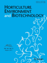 Horticulture, Environment, and Biotechnology template ( Environment)