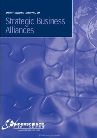 International Journal of Strategic Business Alliances template (Inderscience Publishers)