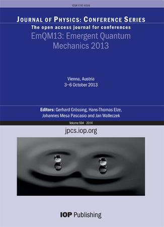 Journal of Physics: Conference Series template (IOP Publishing)