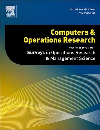Computers & Operations Research template (Elsevier)