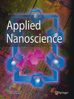 Applied Nanoscience template (Springer)