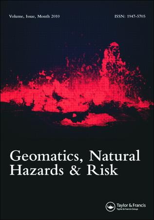 Geomatics, Natural Hazards and Risk template ( Natural Hazards and Risk)