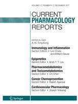 Current Pharmacology Reports template (Springer)