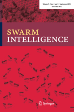 Swarm Intelligence template (Springer)
