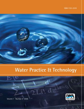 Water Practice and Technology template (IWA Publishing)