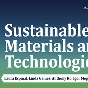 Sustainable Materials and Technologies template (Elsevier)
