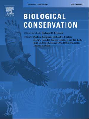 Biological Conservation template (Elsevier)