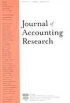 Journal of Accounting Research template (Wiley)