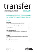 Transfer: European Review of Labour and Research template (SAGE)