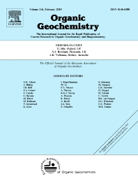 Organic Geochemistry template (Elsevier)