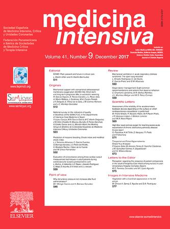 Medicina Intensiva (English Edition) template (Elsevier)
