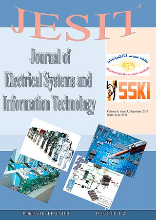 Journal of Electrical Systems and Information Technology template (Elsevier)