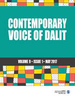 Contemporary Voice of Dalit template (SAGE)
