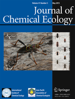 Journal of Chemical Ecology template (Springer)