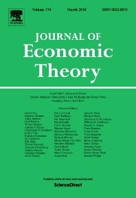 Journal of Economic Theory template (Elsevier)