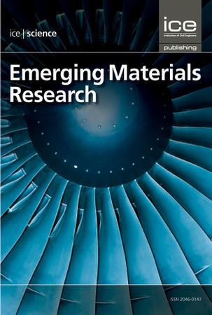 Emerging Materials Research template (ICE Publishing)