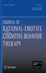 Journal of Rational-Emotive & Cognitive-Behavior Therapy template (Springer)