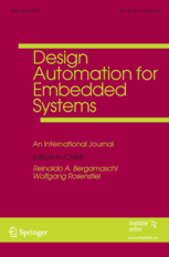 Design Automation for Embedded Systems template (Springer)