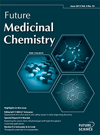 Future Medicinal Chemistry template (Future Science)
