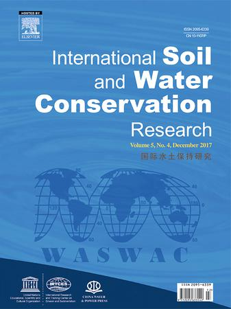International Soil and Water Conservation Research template (Elsevier)