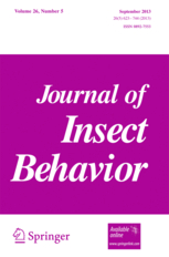 Journal of Insect Behavior template (Springer)