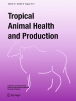 Tropical Animal Health and Production template (Springer)